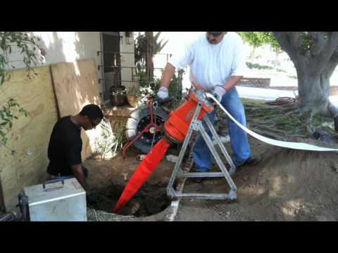 Pasadena Trenchless Sewer Line Repair