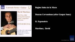 Play Danzas Cervantinas, For Guitar (after Gaspar Sanz, 1640-1710)