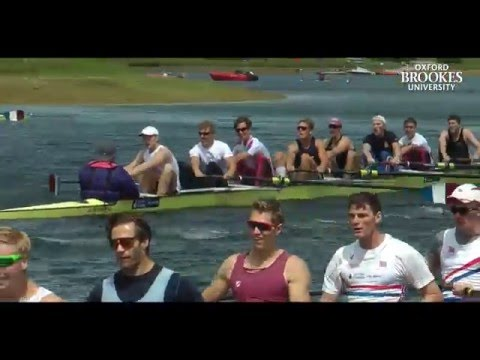 BROOKES | Rowing - 2015 Promo