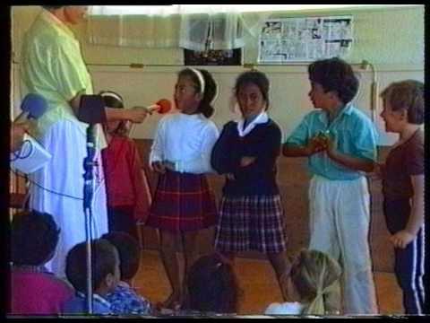Archive Footage of Radio Ngati Porou Visit to Te Araroa