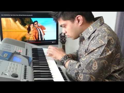 Gerua [Piano Cover] | Dilwale
