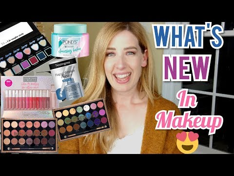 NEW MAKEUP SUNDAY 11/11/18   PROFUSION HOLIDAY, DRUGSTORE SKINCARE, PRIVATE SOCIETY COSMETICS