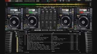 free...gratis. download skin for  virtual dj 7 pro cdj 2000 4 decks