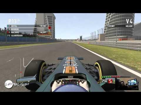 F1 2011 PC Nova Delhi ìndia