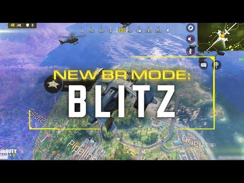 Call of Duty®: Mobile - Battle Royale Blitz Mode