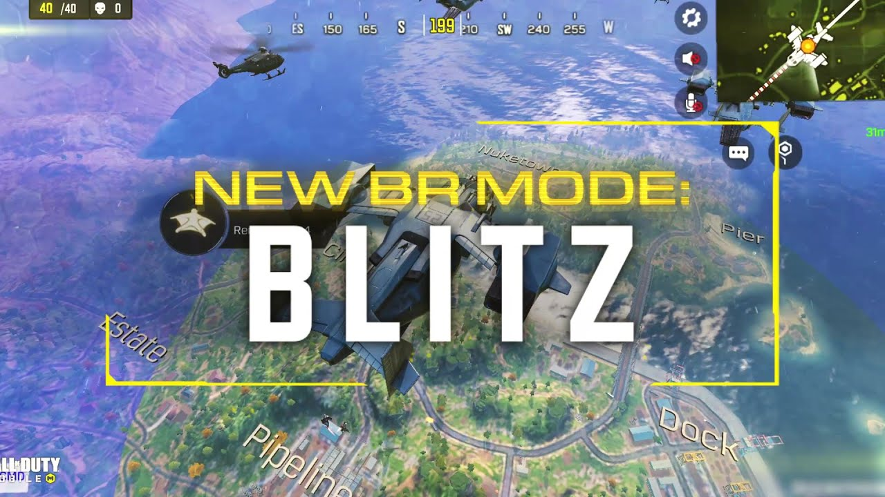 Call of Duty®: Mobile - Battle Royale Blitz Mode