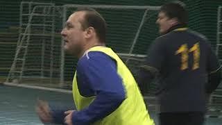 2014 Мини футбол 19 марта Нефтяник Инвест