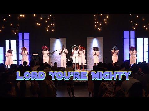 Lord You're Mighty (cover), Mwen Konnen L Vivan, Oh How I Love Jesus, Hosanna (Easter Service 2018)