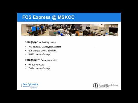 FCS Express In The Core Facility Setting