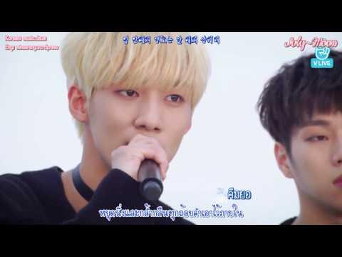 [Karaoke/Thaisub] KNK (크나큰) -  LOVE IN THE ICE (Cover) | July_Moon