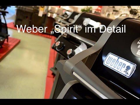Weber Spirit Gasgrill S Im Detail