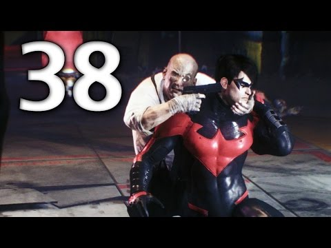 Batman: Arkham Knight Official Walkthrough 38 - Penguin