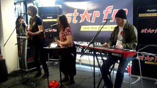 Star FM ROCK ARENA - Hellsongs - Sin City (AC/DC Cover)