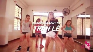 """Burn It Up"" Janet Jackson ft Missy Elliot / Choreography by Trân Lê/ Vdance"