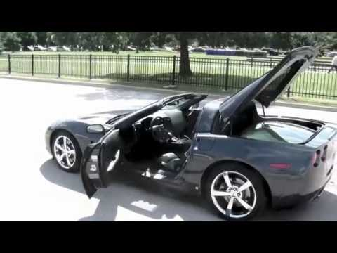 2009 Chevrolet Corvette Chicago Luxury Rental Car Imagine Lifestyles