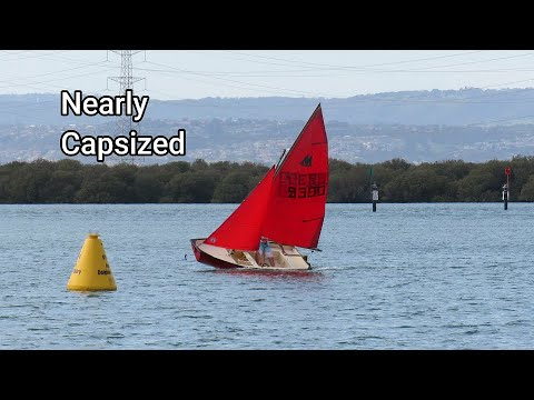 Another Mirror Dinghy Adventure - setting up and sailing