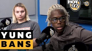 Yung Bans talks to Hip Hop Mike about whats in store!  #HOT97