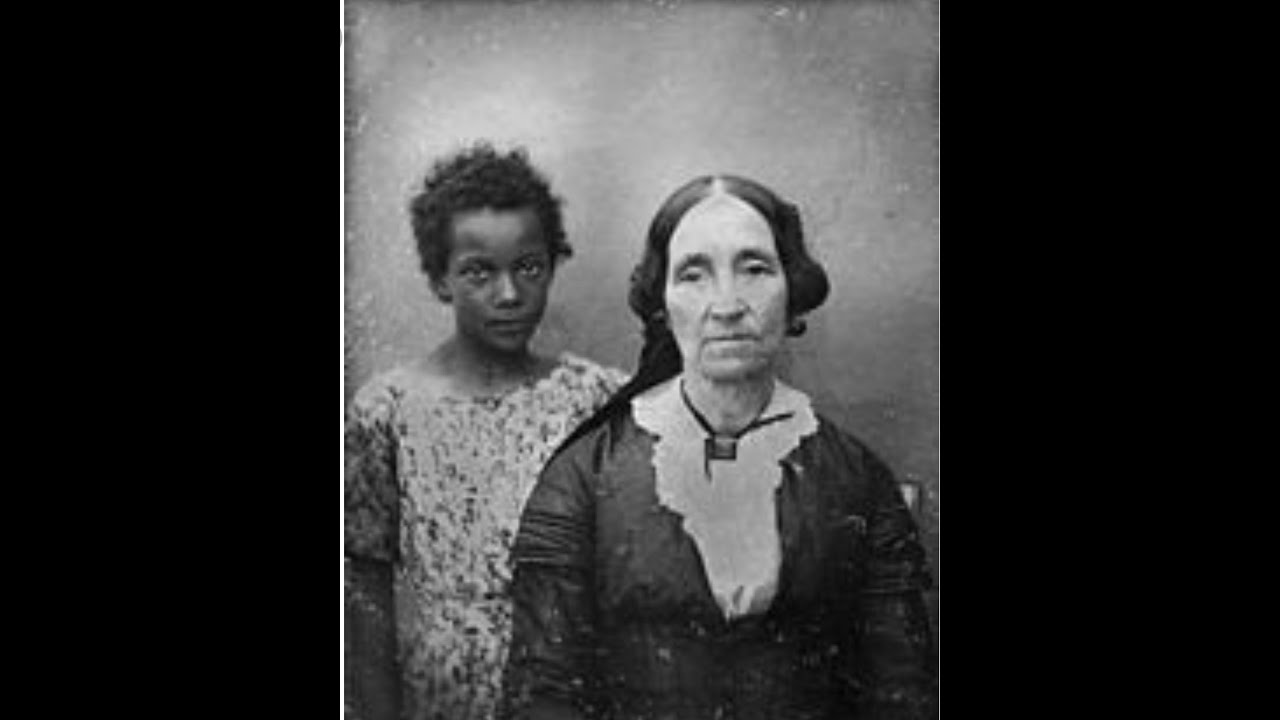 African American Professor says 40% of Caucasian women owned slaves! Vicki Dillard