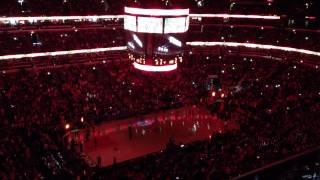 FULL CHICAGO BULLS INTRO vs Miami Heat 2014