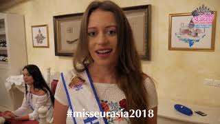 White Charity Party MISS EURASIA-2018