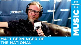 Matt Berninger of The National Did Not Expect 2019 to be a Year on the Road
