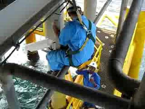 Installing IP Camera - Offshore Africa