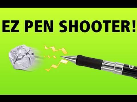 Easy Pen Shooter