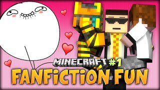 Minecraft FanFiction Fun #1 - TY, COME BACK TO BED, BABY!