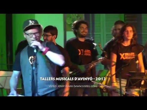 Tallers Musicals Avinyó 2012 - Stephan Kondert