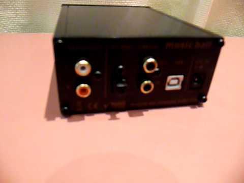 Music Hall DAC15.2 - convertidor Digital analógico -- www.novomusica.com