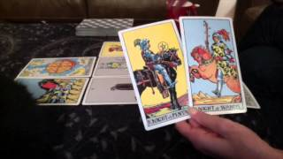 Pisces  2015 December Love Tarot Reading (With a Second General Reading)