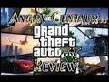 GTA V Review Grand Theft Auto 5 Review