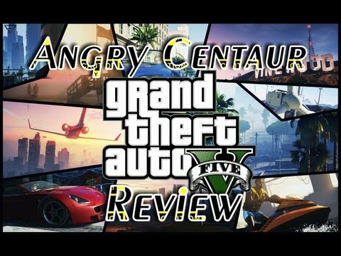 GTA V Review - Grand Theft Auto 5 Review