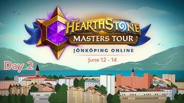 Hearthstone Masters Tour Jönköping   Day 2   Swiss Round 8