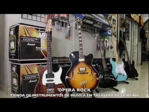 Tienda de instrumentos musicales en Talavera de la Reina