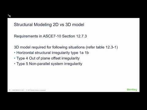 Computing Seismic Load Using Dynamic Analysis