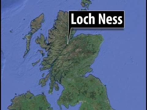 LochNess Monster CAUGHTED