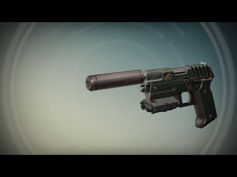Destiny: The Taken King's new weapons are unique death-dealers