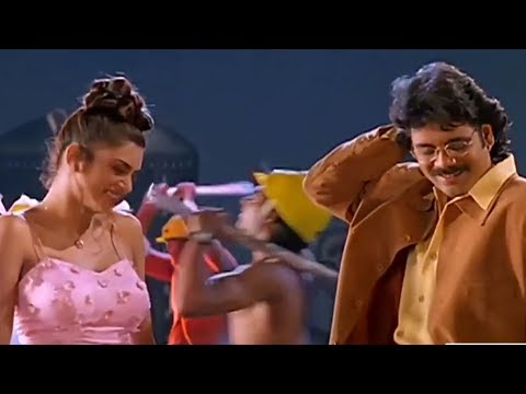 rakshakudu-video-songs---soniya-soniya---nagarjuna,-sushmita-sen-(-full-hd-)