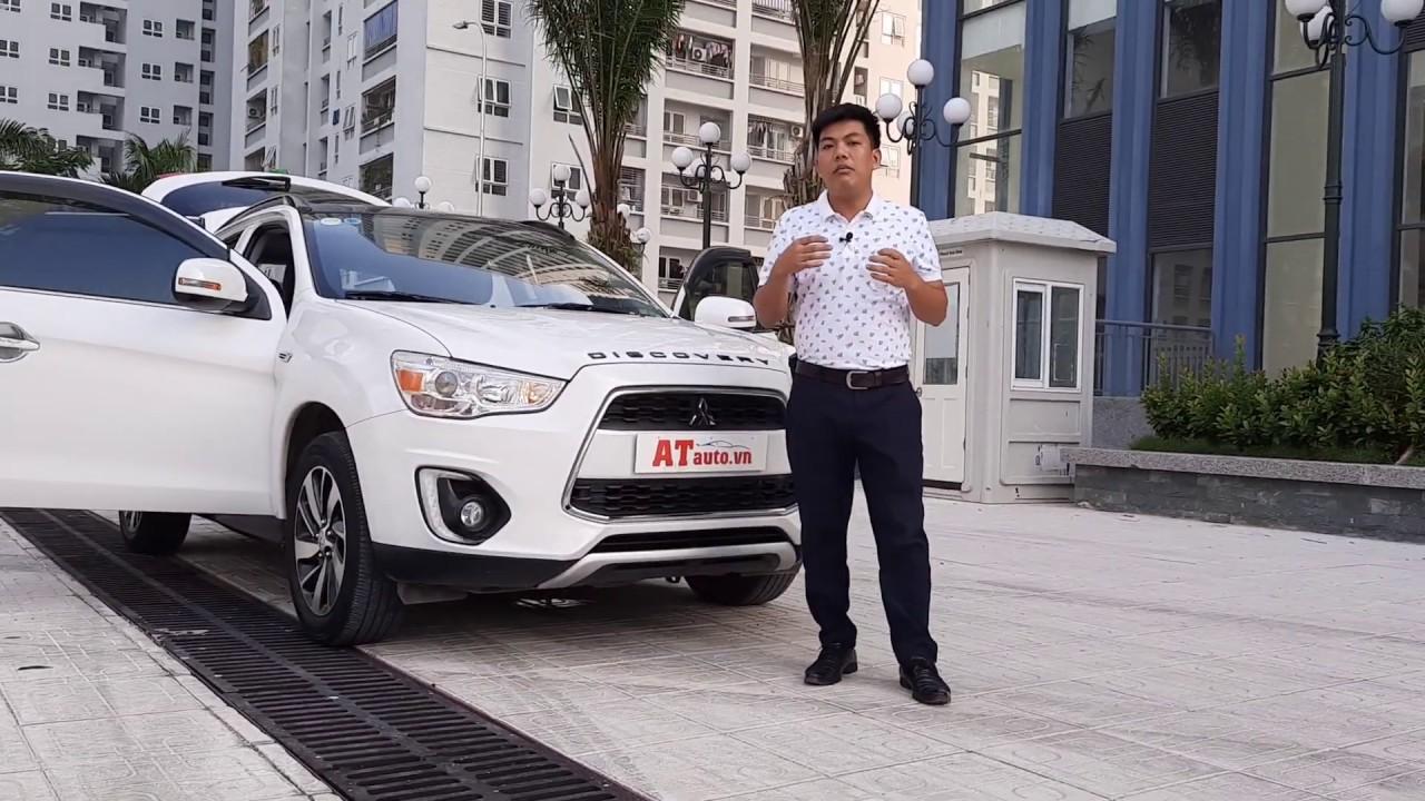 [XE ĐÃ BÁN] MITSUBISHI OUTLANDER SPORT 2015 bản Full nhập Nhật, đẹp chất như xe mới.