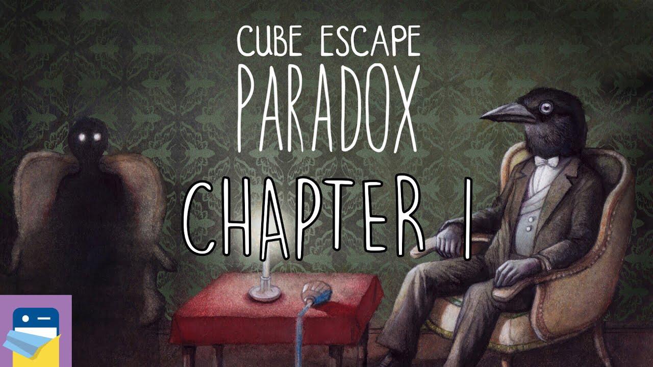 Cube Escape Paradox