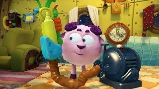 Пин-код - Перемотка [HD] (Смешарики - познавательные мультики для детей)