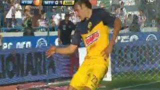 Monterrey vs America 0-3  Jornada 13 Apertura 2011