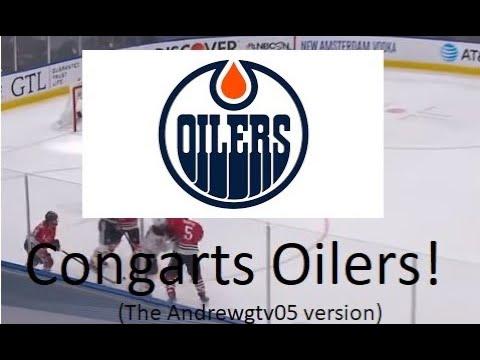 Congrats Oilers
