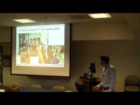 TEP Teacher Roundtable: Aaron Goldstein, Ph.D., Virginia Tech