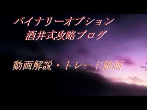 バイナリーオプション酒井五法 フィボナッチ・トレード(初級編)動画!