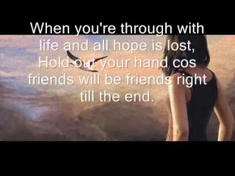 Queen   Friends Will Be Friends  Lyrics