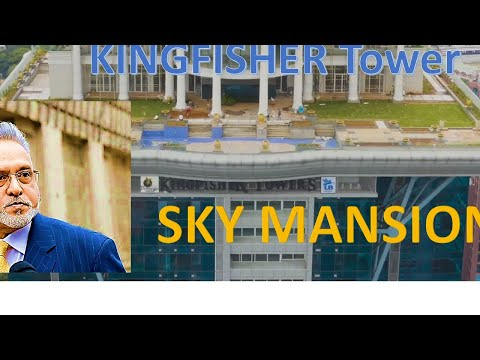 Vijay Mallya House-kingfisher Tower