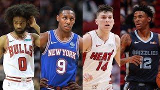 NBA Rookie Debut Highlights   2019-20 Season