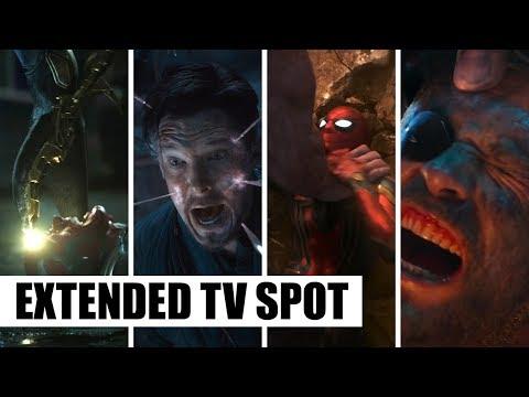 "Avengers: Infinity War ""The End"" Extended TV Spot [HD]"
